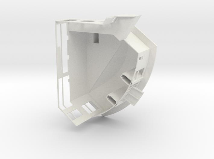 23 SmallBuiding_V2 3d printed