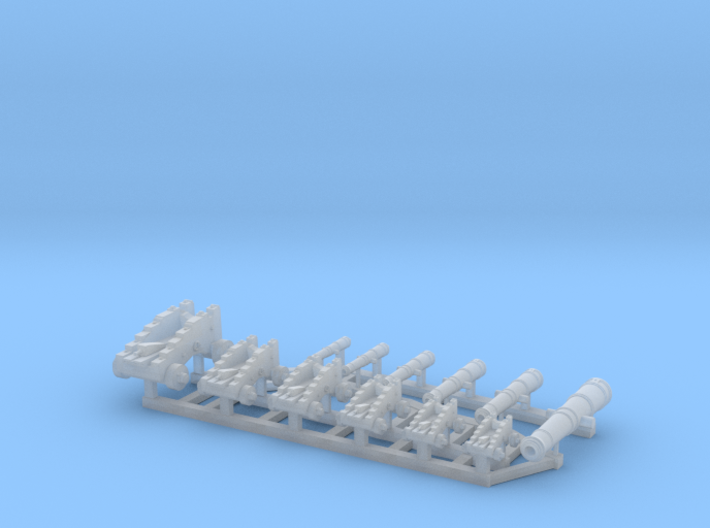 Cannon Sprue  3d printed