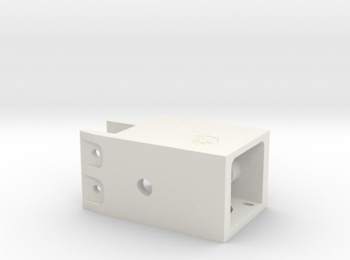Pan and Tilt Head Base 3d printed