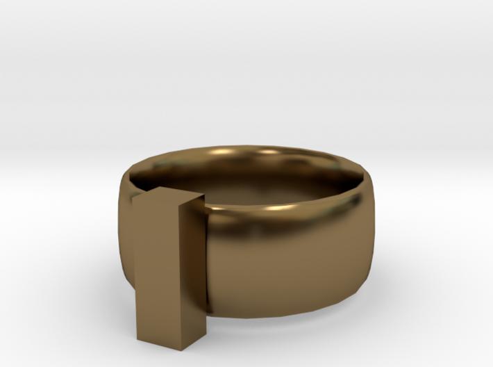 I Ring 3d printed
