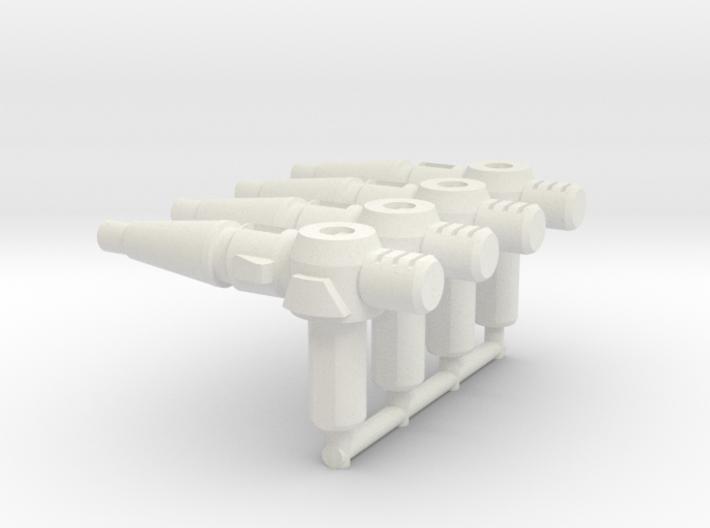 TF POTP Seige Elita-1 Weapon set 3d printed