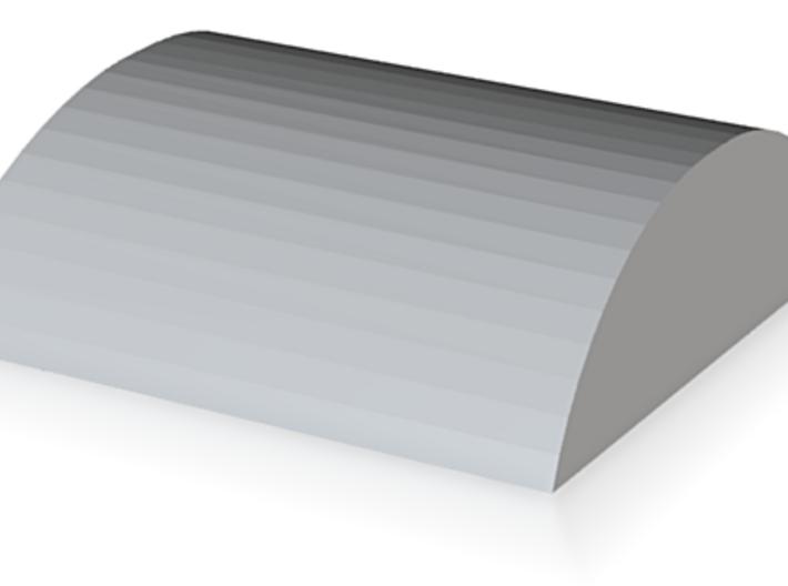 carniflex Under Barrel Semicylinder 3d printed