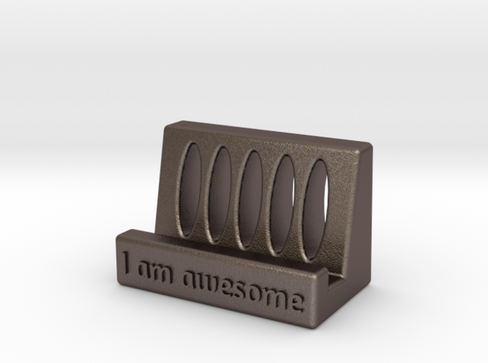 IPhone Stand 3d printed
