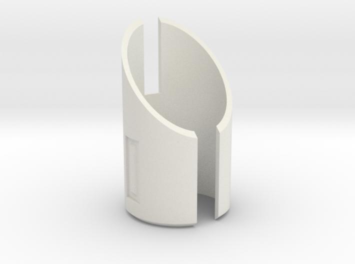 Emitter Shroud - Vector 3d printed