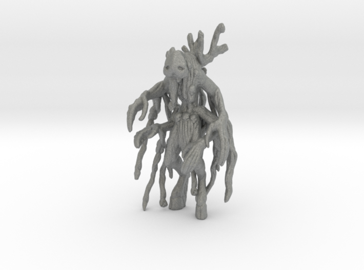 Voodoo Forest Spirit miniature model DnD games rpg 3d printed