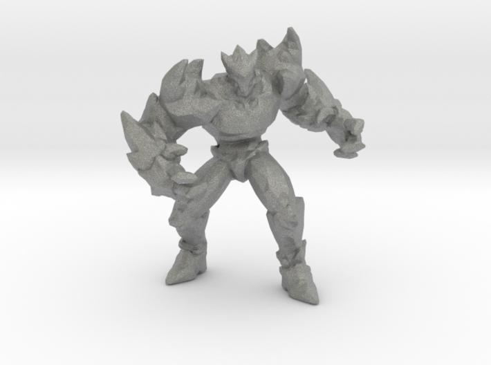 Ice Elemental miniature model fantasy DnD game rpg 3d printed