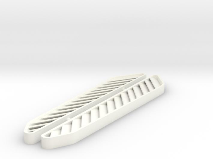 Ventilation for Viking 55 Sport Fish 3d printed