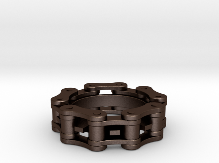 Bicycle Chain Ring 6.5mm 3d printed