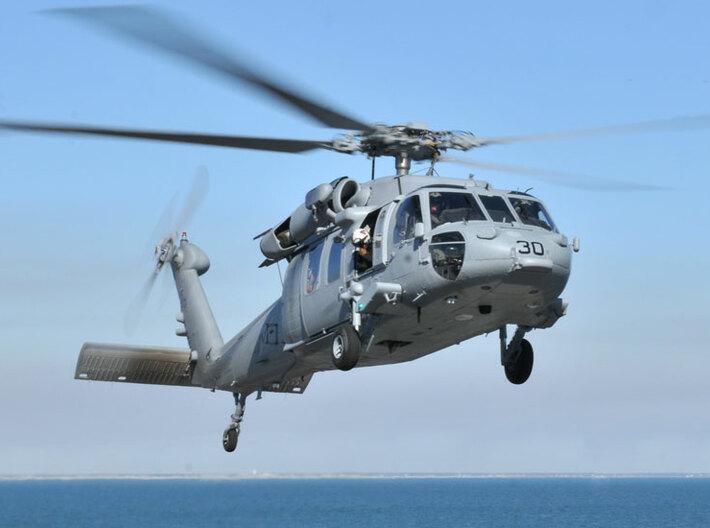 Nameplate SH-60B Seahawk 3d printed
