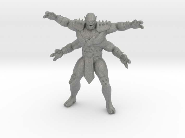 Mortal Kombat Kintaro 1/60 miniature for games rpg 3d printed