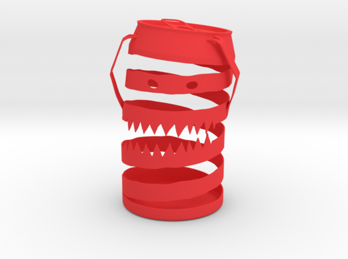 Cannibal Can 3d printed