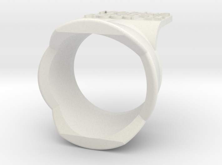 Mobius Action Cam Lens Hood V2.2 - FPV protection 3d printed