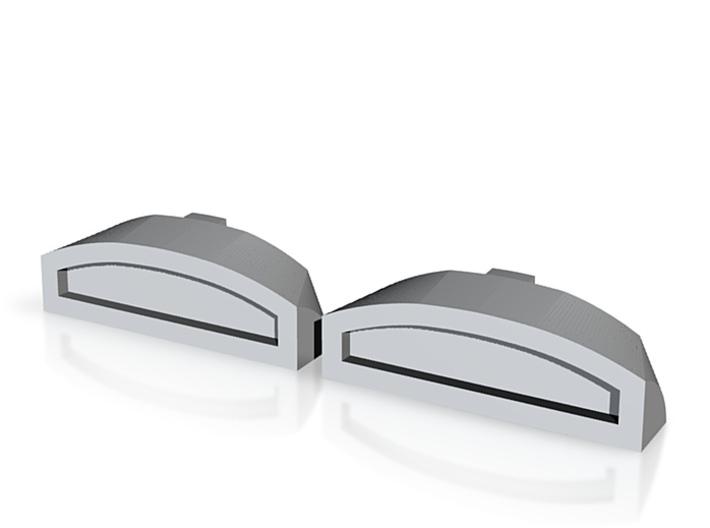 NL801 - Combino Line Display set (H0) 3d printed
