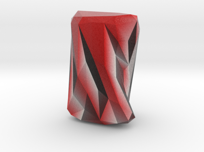 Small Geometric Vase 3d printed