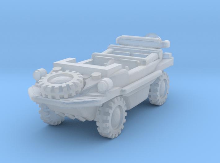 Schwimmwagen scale 1/285 3d printed