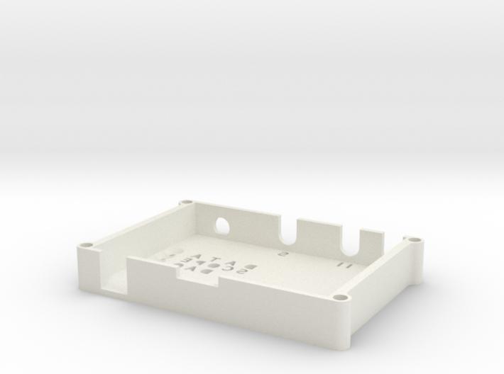 Miniscope DAQ Enclosure Top 3d printed