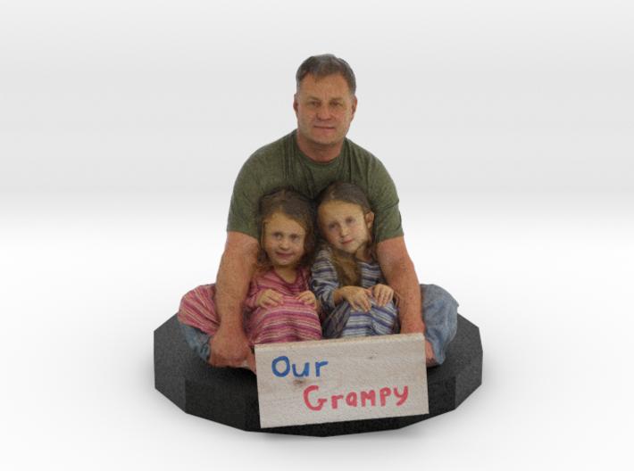 Grampy 3d printed