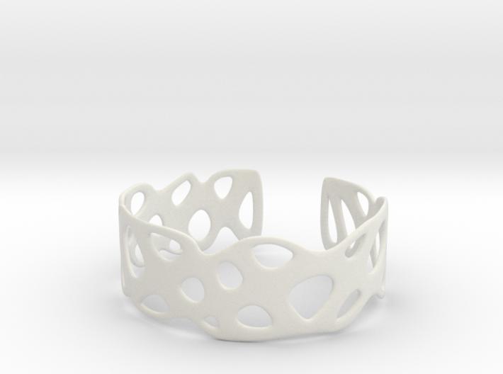 Cellular Bracelet Size L 3d printed