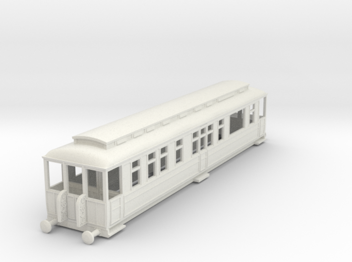 o-100-gcr-inspection-saloon-coach 3d printed