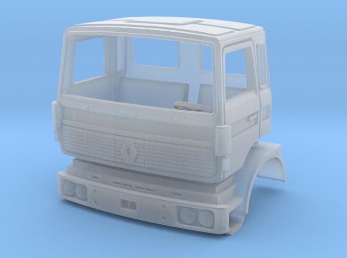 Renault Trucks G290 - Ho 1:87 3d printed