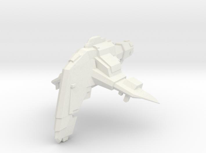 LtFighter II 3d printed