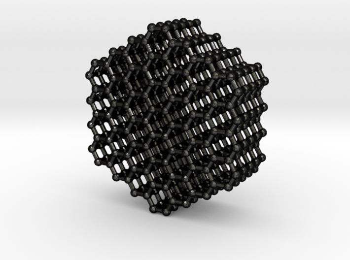 Carbon Model (S) 3d printed
