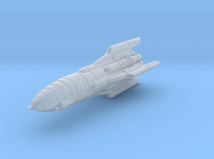IPF Goshawk Interceptor Rocket 3d printed