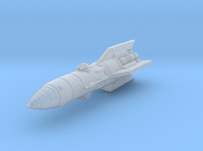 IPF Destroyer Rapier 3d printed