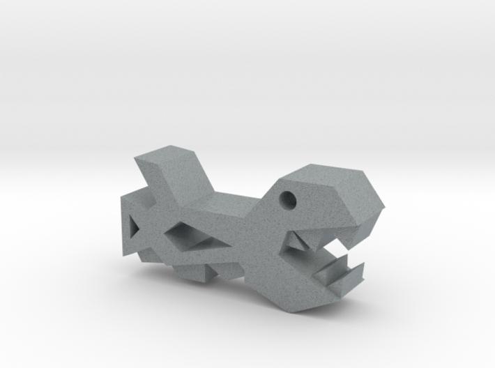 Geometry Dash Space Ship #1 3d printed