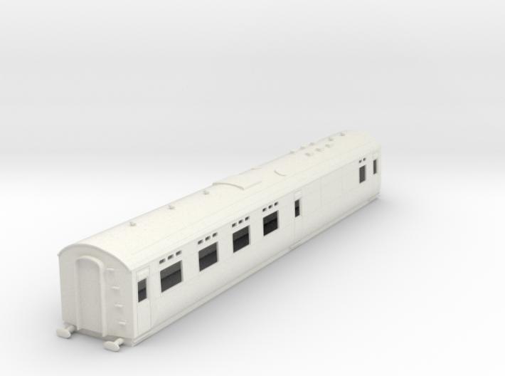 o-32-sr-maunsell-d2666-buffet-coach 3d printed