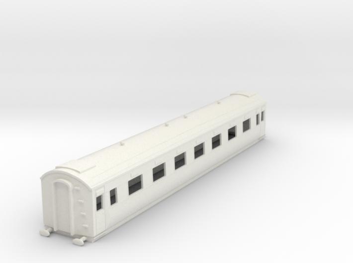 o-87-sr-maunsell-d2005-open-third-coach 3d printed