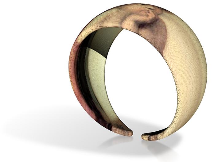 Sphere Ring in FCP 3d printed
