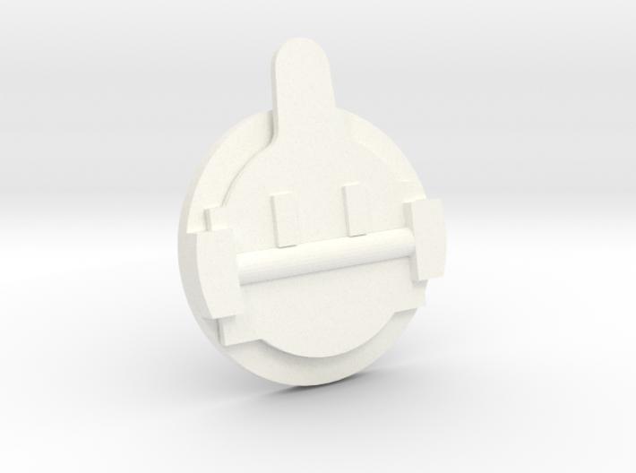 "3/4"" Scale Okadee Smoke Box Cleanout 3d printed"