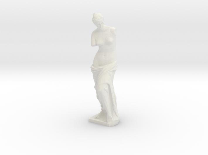 Venus de Milo (1:87) 3d printed