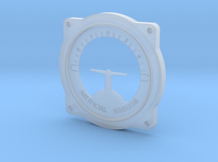 Artificial Horizon scale 3d printed