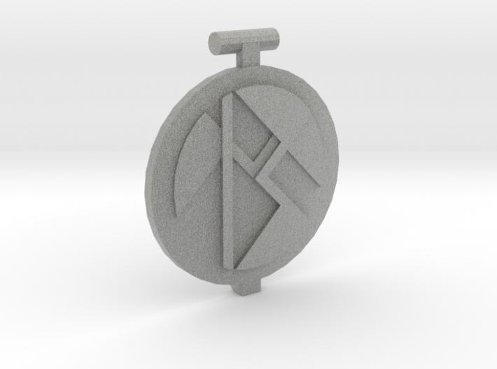 Logo Lid 3d printed