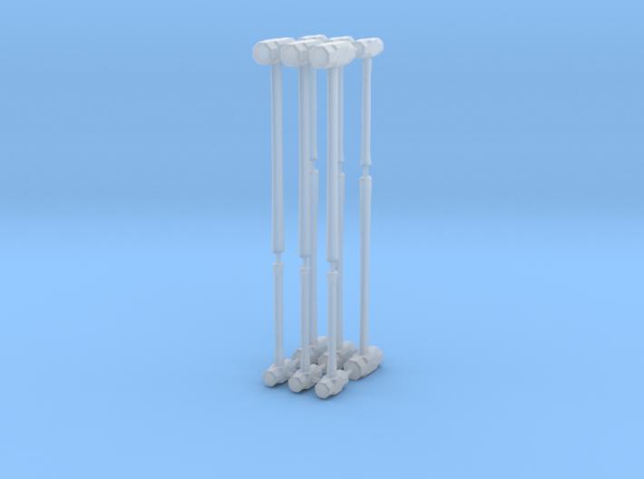 1-24_sledge_set 3d printed