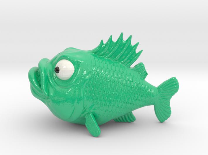 SpearFish USB Lamp 3d printed