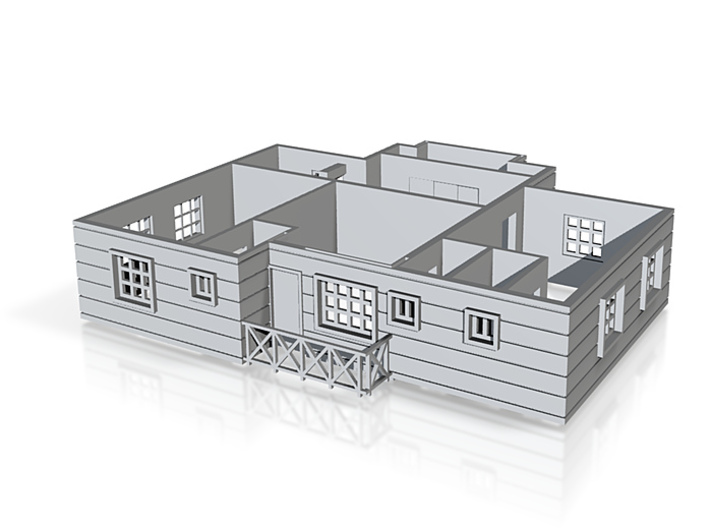 first floor plan _150cr 3d printed