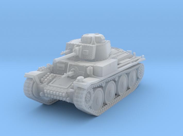 1/100 Panzer 38(t)  3d printed