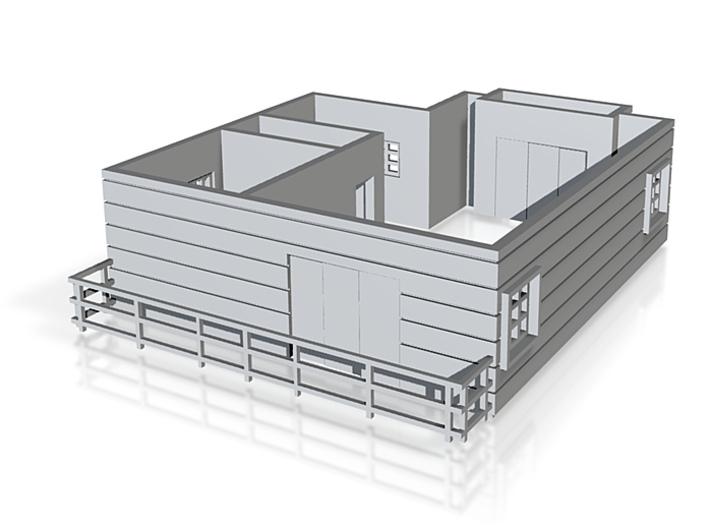 Pent floor plan_150vvc 3d printed