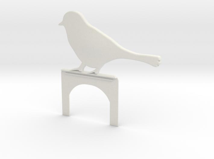 birdsocket universal 3d printed