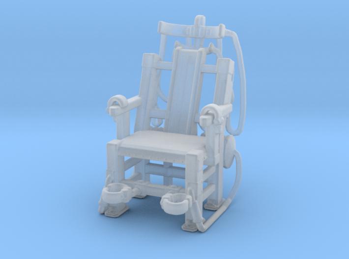 Electric Chair miniature model games rpg dnd stuff 3d printed