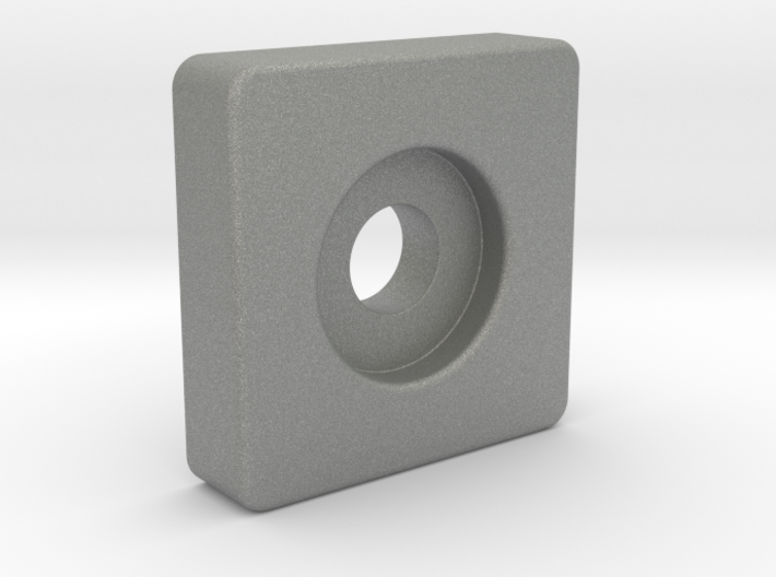 SK40 - 2020 Profile End Bung 3d printed