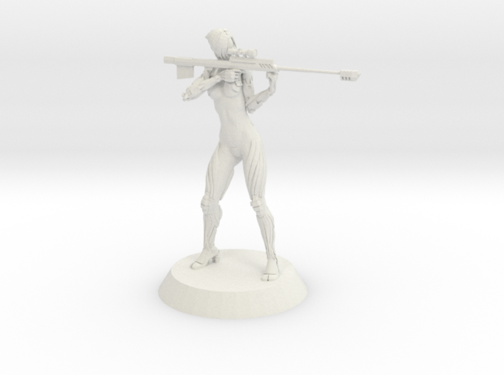 Sharpshooter 3d printed