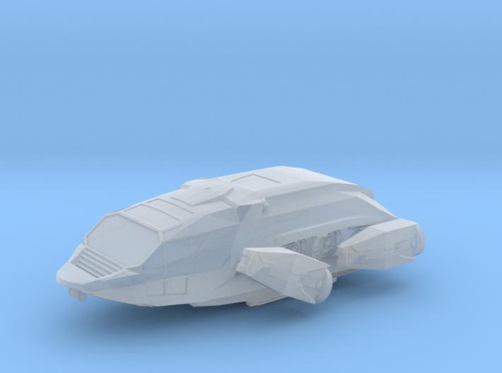 HEAV Flying, X-Plus/Playmates Scale 3d printed