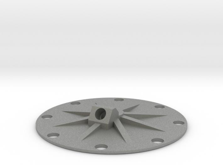 FED3_disk 3d printed