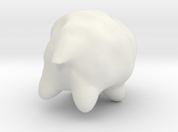 Stylized Sheep v2 3d printed