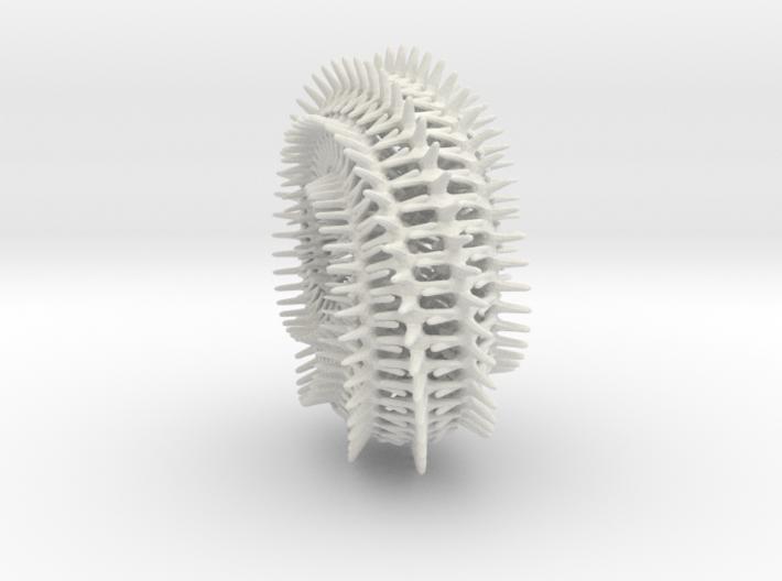 Backbone Spine 3d printed