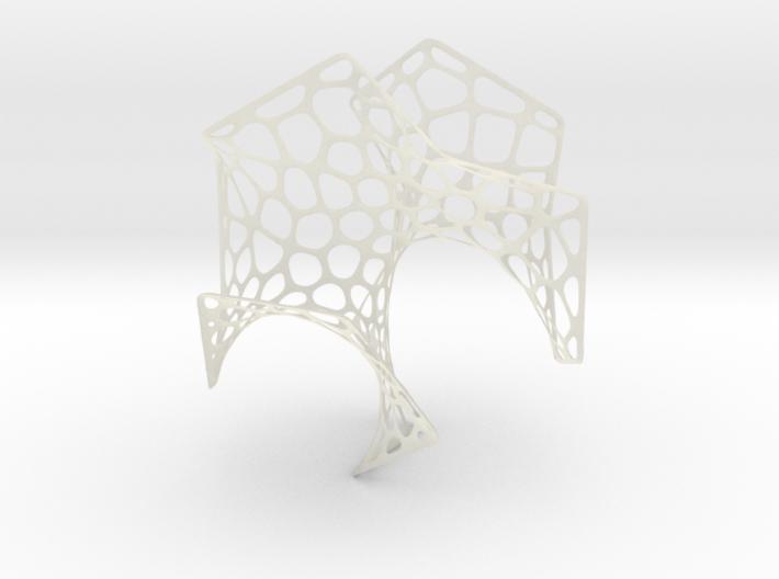 Voronoi Dodec.18cm - 50$ 3d printed
